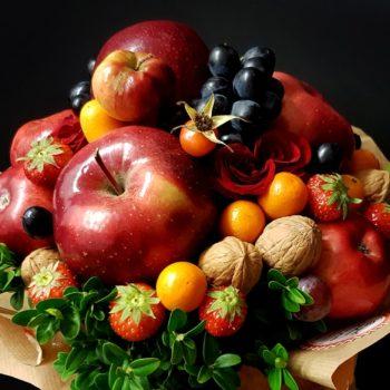Puokštės iš maisto