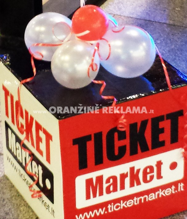 TICKET MARKET Akropolyje