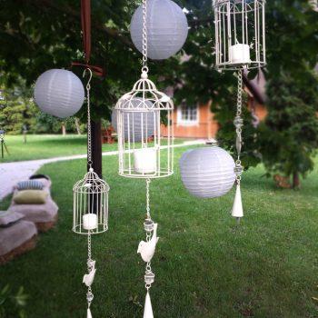 Krikštynų dekoravimas | Lauko dekoravimas